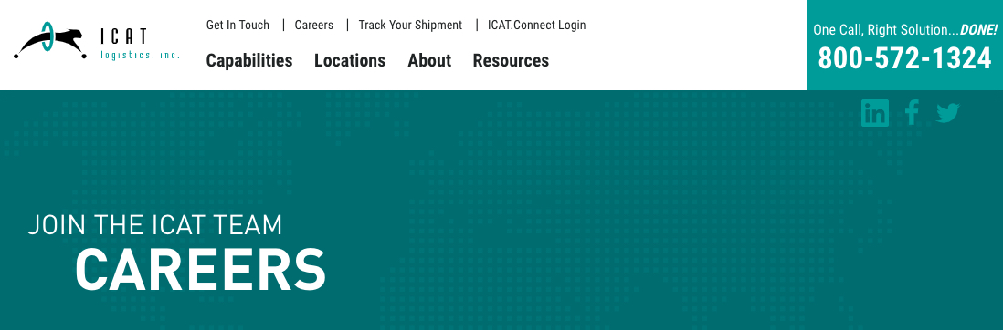 ICAT Logistics, Inc.